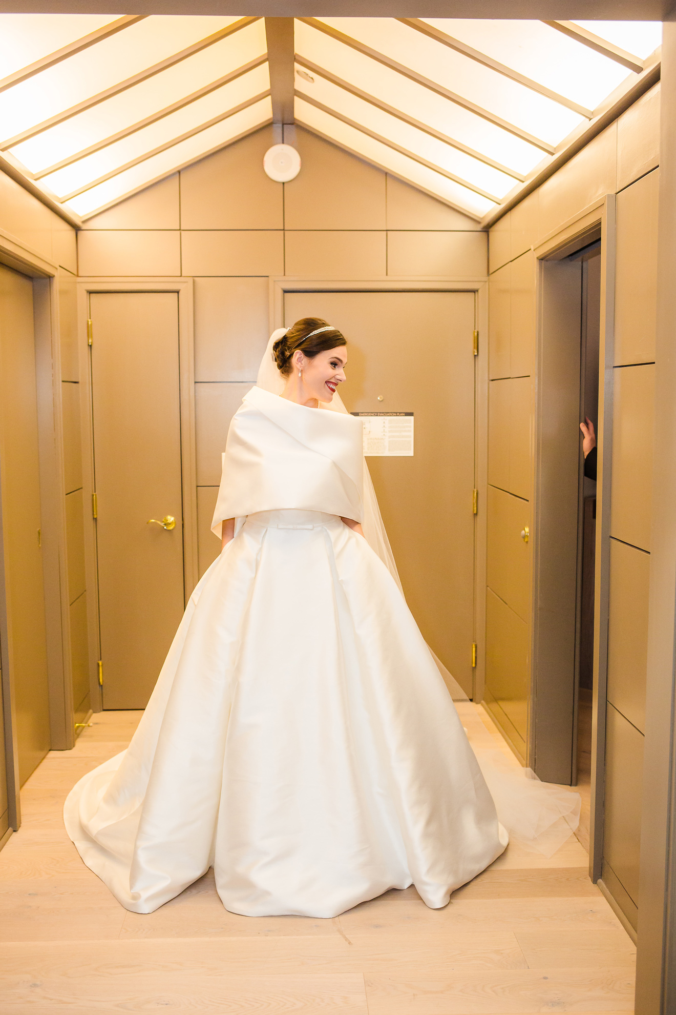 The Wedding of Marina & Brad - A Perfect Wedding in December