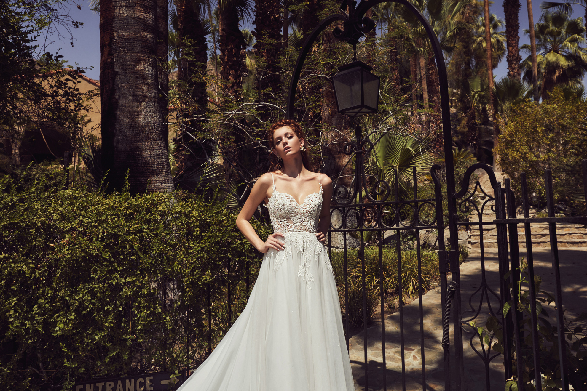 L'amour by Calla Blanche, style Amelia - Fall in Love with this Modern Gown